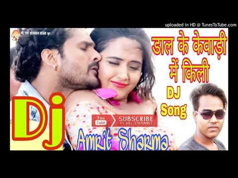 Dal Ke Kewadi Me Kili Bhojpuri DJ Song Khesari LAL Yadav