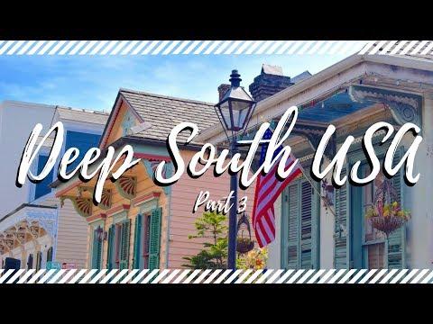 DEEP SOUTH USA || Trek America's #iTrekHere in Natchez & New Orleans || Travel Vlog