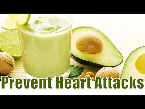 HEART ATTACKS, BANANAS AND AVOCADOS CAN PREVENT HEART ATTACKS