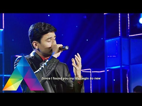 A NIGHT TO REMEMBER - CHRISTIAN BAUTISTA Since I Found