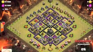 Clan Krieg #1 - Clash of Clans