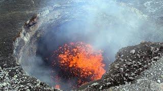 Hawaii lava flow,  Гавайи лавовый поток