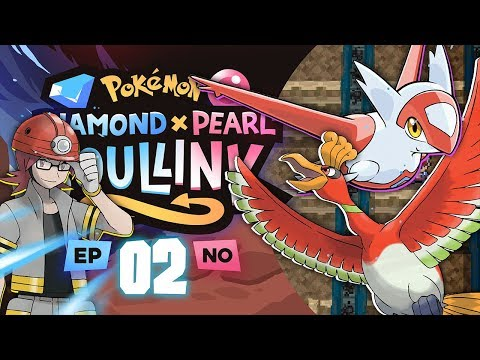 "Pokemon Diamond & Pearl Soul Link Randomized Nuzlocke W/ Original151 EP 02 - ""MARIO!!"""