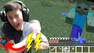 I Get Shocked When I Lose Hearts in Minecraft...