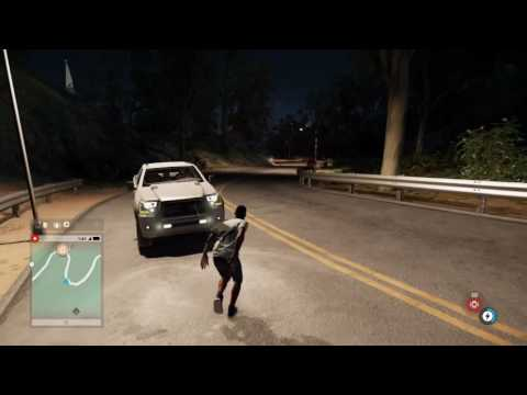 Watch Dogs 2 (Blind) Part 13 - Motion Sensors With Commentary