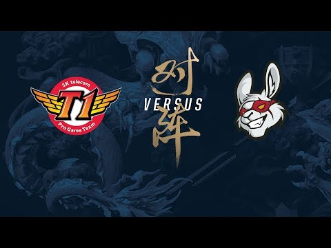 Campeonato Mundial de League of Legends 2017 - Eliminatorias - Día 2 (SKT vs MSF)