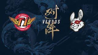 Campeonato Mundial de League of Legends 2017 - Eliminatorias - Día 2 (SKT vs MSF)