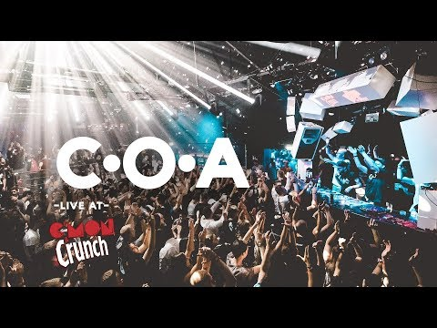 C-O-A @ CMON & CRUNCH 2018 | FULL SET @ Bootshaus Cologne