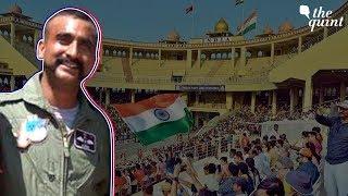 Wagah Border: IAF Pilot Wing Commander Abhinandan Varthaman Returns to India thumbnail