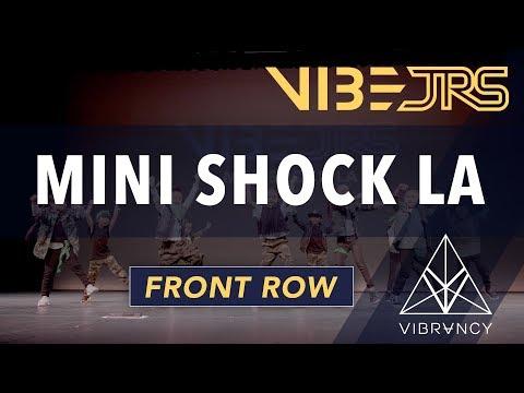 Mini Shock LA   Vibe Jrs 2020 [@VIBRVNCY Front Row 4K]