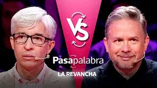 Pasapalabra | Jaime Briones vs Guillermo Hilzinger - La Revancha