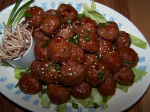 Party food recipes asian style meatballs recipe youtube party food recipes asian style meatballs recipe forumfinder Gallery