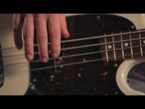 Basic Plucking Technique | Bass Guitar