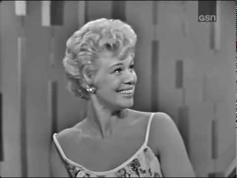 PASSWORD 1963-07-15 Betsy Palmer & E.G. Marshall