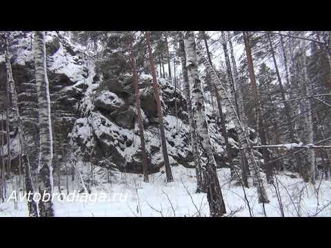 Соколий камень, Свердловская область, зимняя трофи поездка