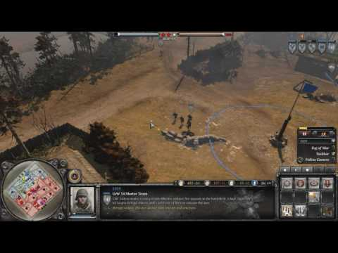 Company of Heroes 2 Cast #43- Stage 4 Cancer...with Rapid Conscription
