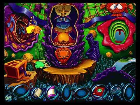 Let's Play Freddi Fish 3 04 - Organ Blows  