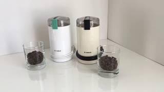 Сравнительный обзор кофемолок Boch MKM 6000/6003 и BOSCH TSM6A017C