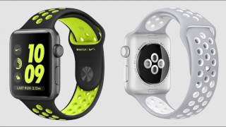 Apple Watch Series 2 Nike+ Edition - UnBoxing and Setup