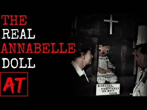 The Real Annabelle Doll Story