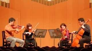 2012/01/09(月)すみだトリフォニー 小ホール ジェイソンカルテット 第4...