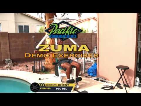 Dr Gene James- Pacific Fitness Zuma Gym