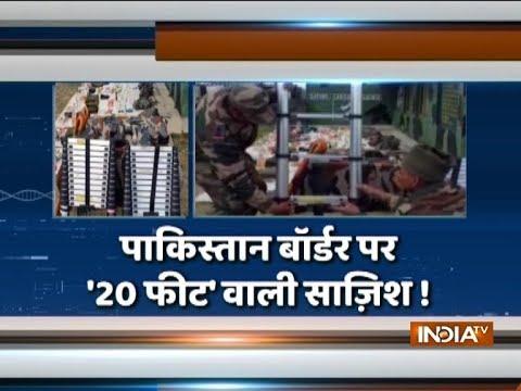 Jammu and Kashmir: Indian army foils incursion bid at Keran sector, seizes chinese ladders