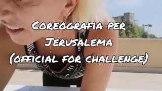 Coreografia ballo per Jerusalema by Cristina Scala