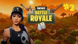 FORTNITE: This kind of game...#2 TOP 1 or not?? (Fortnite mounting)