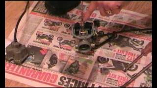 Chinese motorbike carburettor, carb re - jet part 2