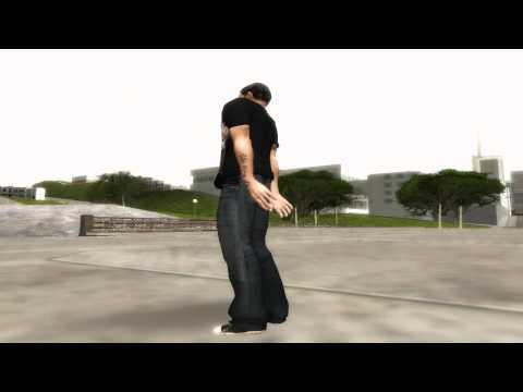 [GTA SA] [My anims] [HD]