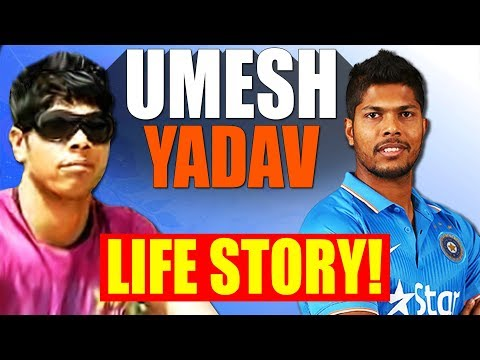 Umesh Yadav Biography | Indian Cricketer | Bowler | Rags to Riches