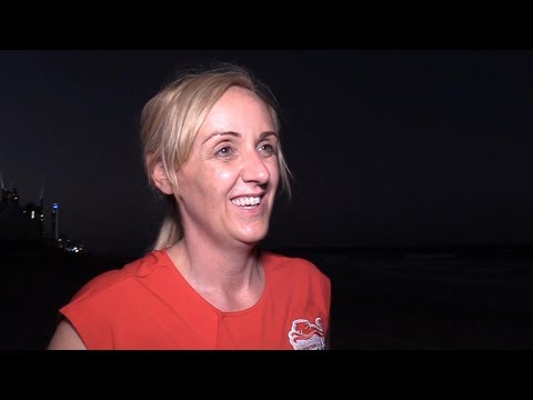 Interviews With Head Coach Tracey Neville & Netball Player Helen Housby - Commonwealth Games
