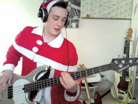 Muse - Hysteria [Bass Cover]