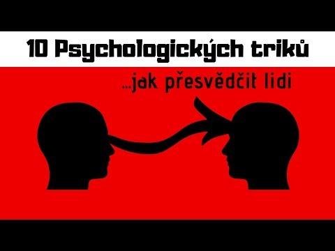 TOP 10 Psychologických