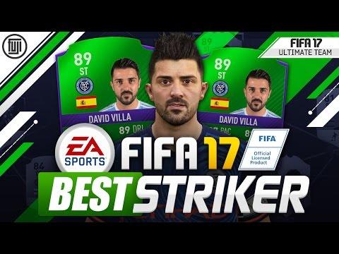 FIFA 17 THE BEST STRIKER ON FUT!?!? - FIFA 17 Ultimate Team