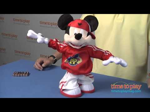 M3 Master Moves Mickey From Fisher Price