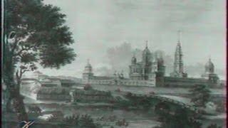 видео Спасо-Андроников монастырь