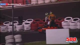 �������� ���� hardcore karting fist fight - 500 milhas de kart granja viana 2017 ������