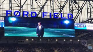 Detroit Lions Roar Video Video