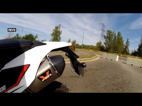KTM 690 ENDURO R | WINGS Exhaust | Start up and Fly By [HD]
