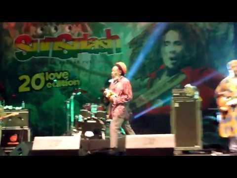 """Misty in Roots """"Dance Hall Babylon"""" Live at Rototom Sunsplash 2013 -Part2- **One Love**"""