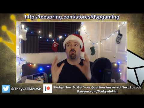 Ask the King Ep. 68: Holiday 2017 pt3 - Sponsors, Resolutions, Women, Christmas Specials