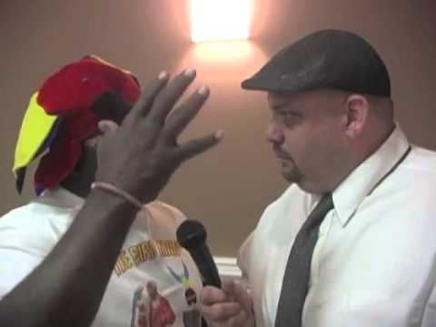 Koko B. Ware Interview
