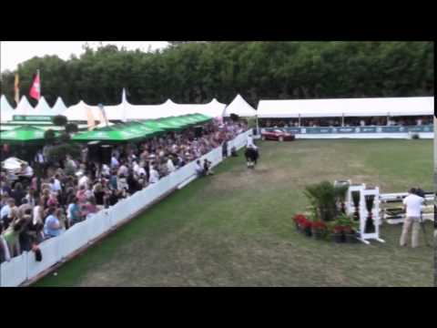 Show of the Black Pearls by Deborah Brüchle Luxembourg Roeser CSI*** Friesian Show