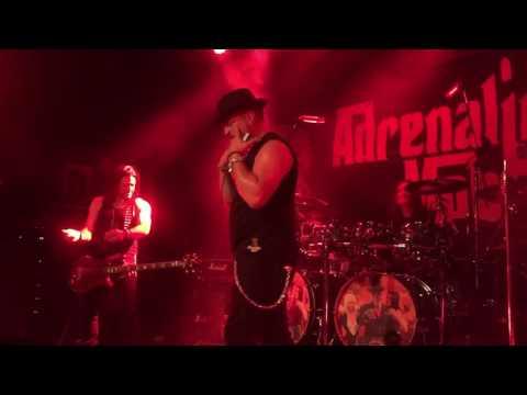 Adrenaline Mob *RIP David Z* Live In San Francisco 7-3-2017