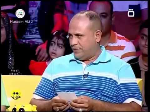 هدية عبد الرحمن المرشدي لبرنامج اكو فد واحد من السويد