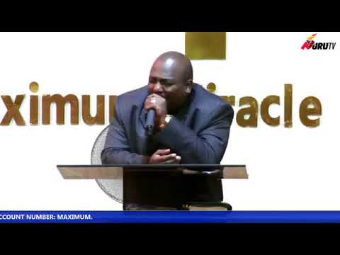 BURYING AND FORGETTING THE PAST  BSP  PIUS MUIRU  -SERMONS -2018
