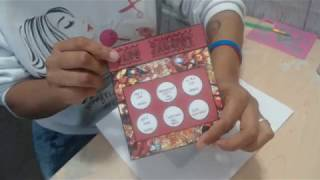 Father's Day Scratch Off Cards, tutorial diy