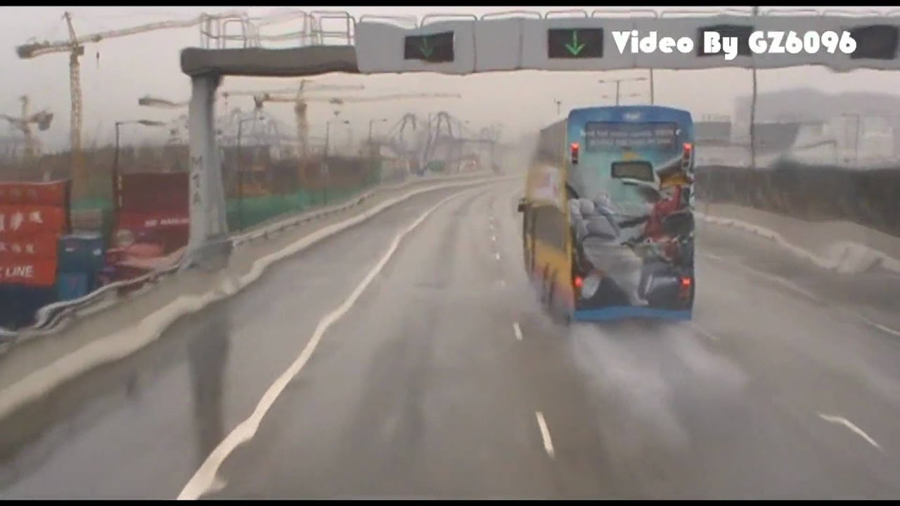CTB N 559 HD4385 @ 930 西區海底隧道收費廣場 → 葵涌廣場 - YouTube